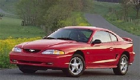 how petrol cars work 1998 ford mustang head up display the 1996 ford mustang the 1996 ford mustang howstuffworks