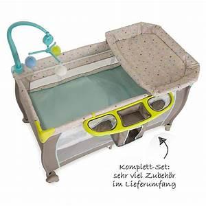 Baby Reisebett Matratze : hauck baby reisebett babycenter multi dots kinderreisebett mit wickelauflage ebay ~ Orissabook.com Haus und Dekorationen