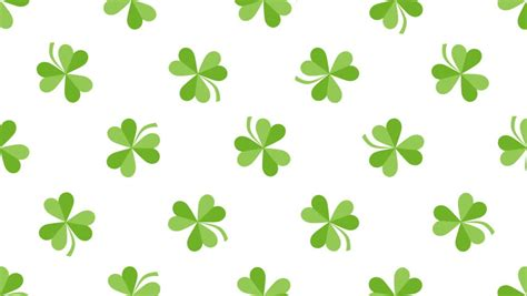 Clover Background Clover Clipart Background Pencil And In Color Clover