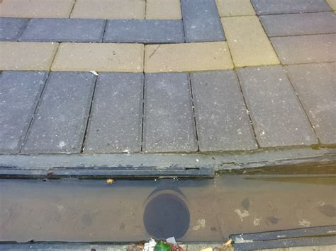 driveway drainage problems must read block paving drainage problems guide driveway wise