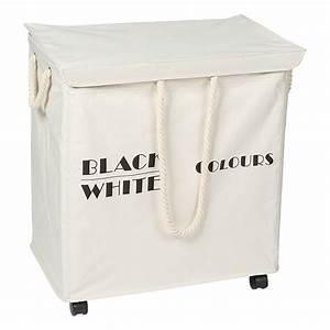Wäschesammler Mit Deckel : venus w schesammler lavanderia 35 x 56 x 60 cm beige mit deckel bauhaus ~ Whattoseeinmadrid.com Haus und Dekorationen