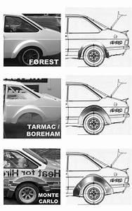 Passion Auto France : extensions ailes ford escort mk2 quick guide passion auto france ~ Medecine-chirurgie-esthetiques.com Avis de Voitures