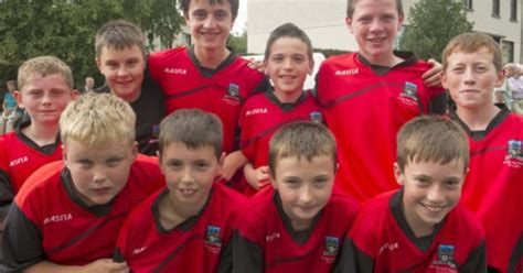 Clogheen remembers two famous sons - soccer internationals ...
