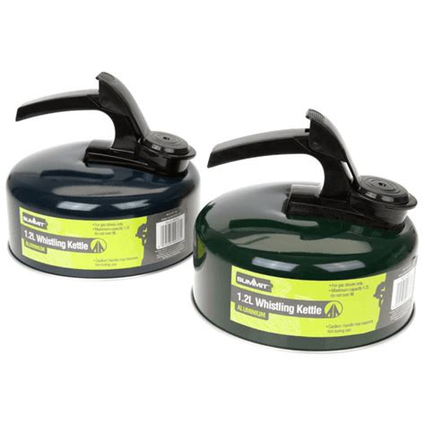 camping kettle whistling summit 2ltr cooking