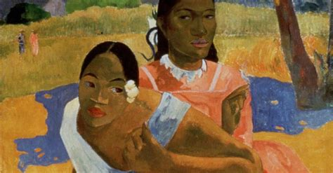 gauguin painting    fetch  million   york times