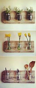 17 best ideas about vintage mason jars on pinterest With what kind of paint to use on kitchen cabinets for mason jars candle holder