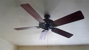 Quot hunter original ceiling fan