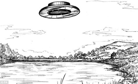 Secret UFO files show UK alien sightings have tailed off ...