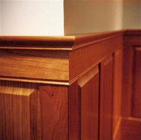 New Wainscoting by New Classic Wainscot Design Details