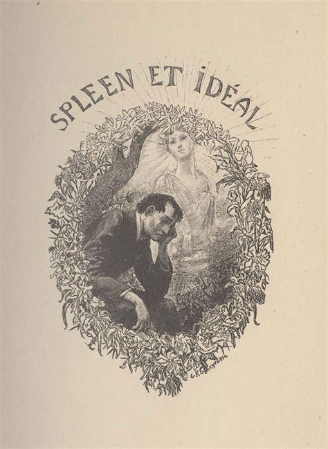 baudelaire painter of modern text les fleur du mal