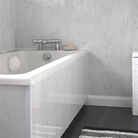 spaceline silver grey marble effect cladding