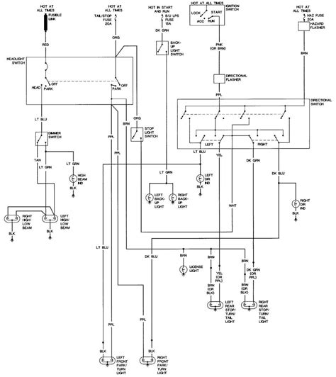 Wiring Diagrams Parts Chevrolet Forum Chevy