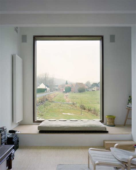 Residential Design Inspiration Modern Window Seat