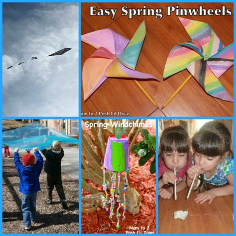 diy kite from household materials up a child 389   Weather Roundup Wind Collage