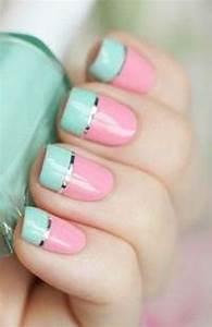 Gorgeous metallic nail art designs and design