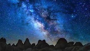 The Milky Way  A Journey Through The Sky  4k