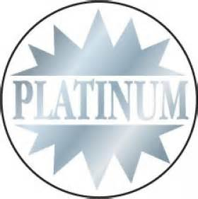 Maybe you would like to learn more about one of these? Platinum Sticker - 19mm   School Merit Stickers