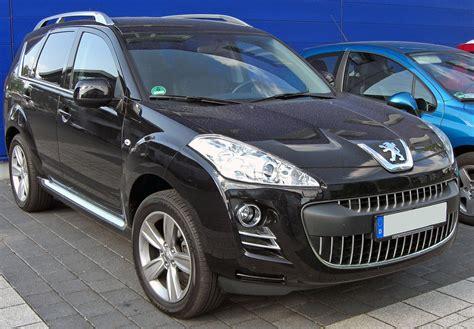 Peugeot 4007 – Wikipedie