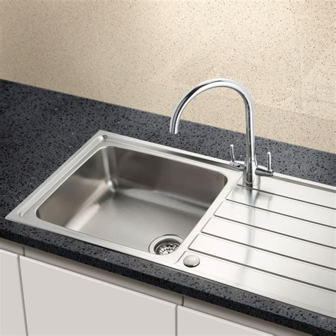 How Do You Measure A Kitchen Sink by Stainless Steel Single Bowl Kitchen Sink Drainer 1000 X