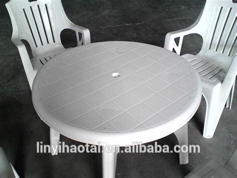white plastic outdoor table and chair plastic chair and