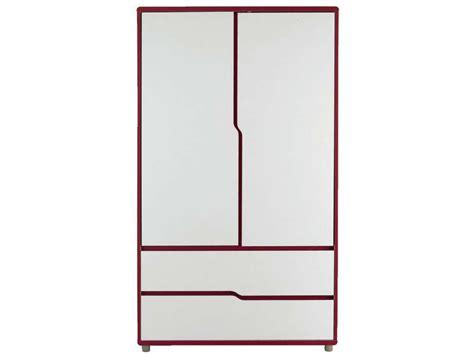 armoire de chambre conforama armoire moby blanc fuchsia vente de armoire enfant