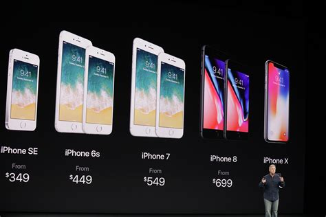 all iphones in order this is how much the new iphones will cost techcrunch 1644