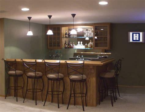 Basement Bar Design by 35 Best Home Bar Design Ideas
