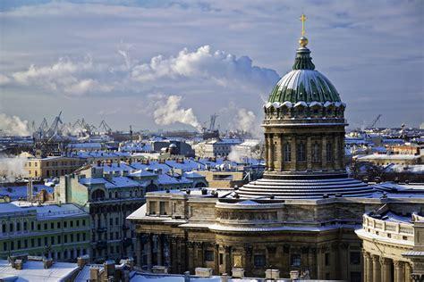 St. Petersburg in Winter wallpaper 2018 in Cities