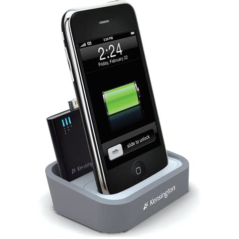 iphone charging dock kensington ipod iphone charging dock k33457us b h photo
