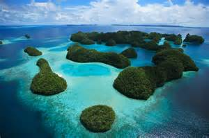 Palau Pacific Ocean Islands