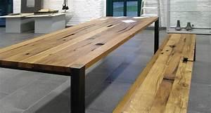 Tisch Für Balkongeländer : esstische couchtische und schreibtische aus massivholz ~ Whattoseeinmadrid.com Haus und Dekorationen