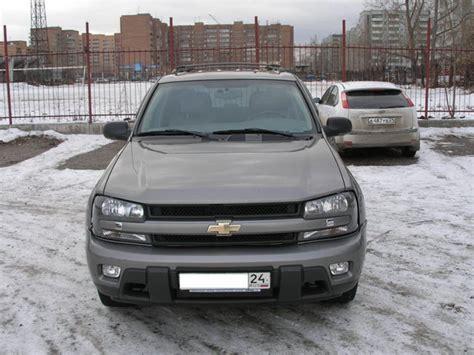Chevrolet Trailblazer Photo by 2006 Chevrolet Trailblazer Photos