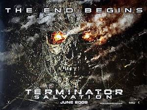 "Terminator: Salvation Original 2009 Advance ""June 2009"" UK ..."