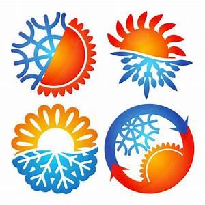 Best Hvac Logos Illustrations  Royalty
