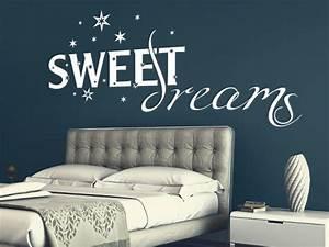 Wandtattoo Sweet Dreams : wandtattoo begriffe schlafen wandtattoos schlafbereich ~ Whattoseeinmadrid.com Haus und Dekorationen