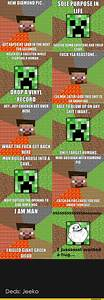 Funny Quotes Ab... Stupid Minecraft Quotes