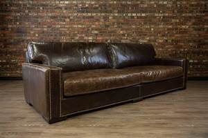 deep leather sofa canada sofa menzilperdenet With deep sectional sofa canada