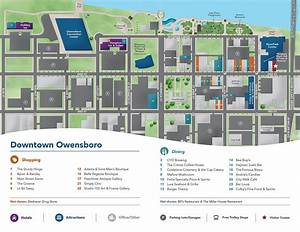 Parking & Directions – Owensboro Convention Center