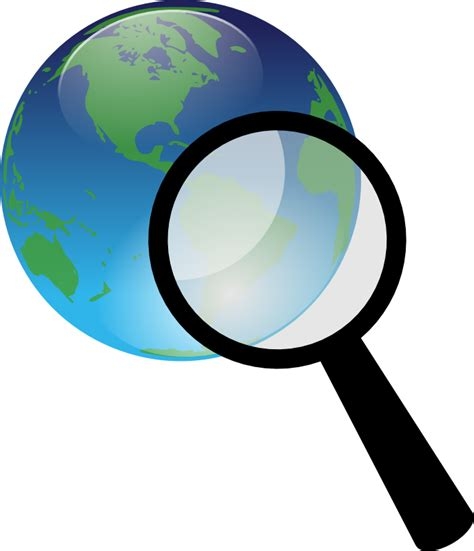 clipart search free search magnifying glass icon free clip