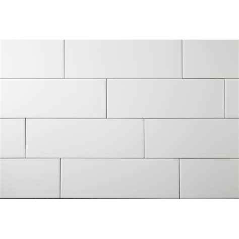 4x12 Subway Tile Bullnose by 5th Avenue 3 Quot X 6 Quot White Beveled Subway Tile Storka