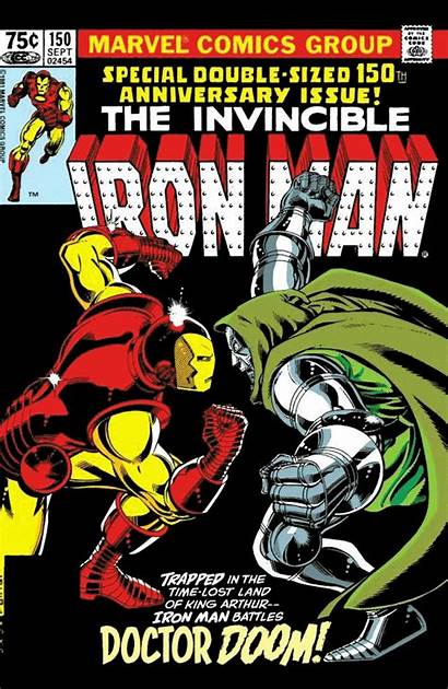 Marvel Legacy Covers Forever Homage Iron Industry