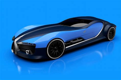 Bugatti 57t Gives The Classic Coupé A Chiron-themed Makeover