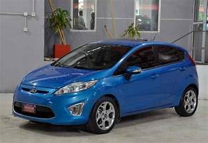 Ford Fiesta Kinetic Titanium 1 6 Nafta 2012 5ptas Color A