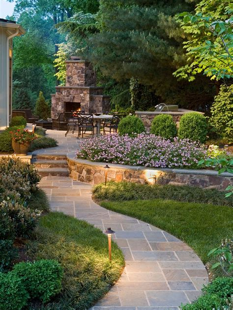 landscaping ideas walkways and paths garden decorating a modern landscape in home backyard garden scaping planner pergola paths