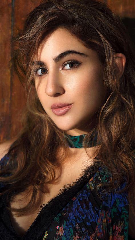 actress sara ali khan  ultra hd mobile wallpaper