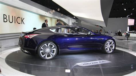 Buick Sports Car by Buick S Sports Car Concept Is A Modern Riviera Marketwatch