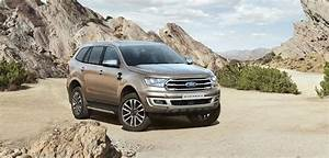 2020 Ford Everest Review, Specs, For Sale | FordFD.com