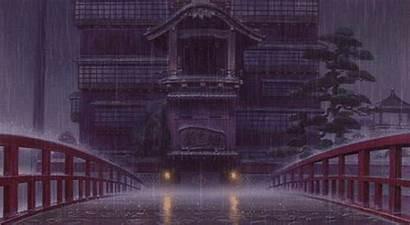Away Spirited Anime Masterpiece Film