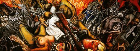 el muralismo y sus exponentes