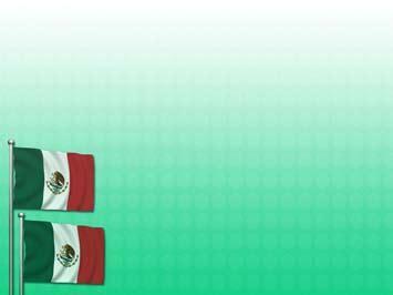 mexico flag  powerpoint templates